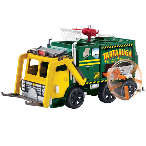 Teenage Mutant Ninja Turtles Movie 2 Waste Disposal Group Vehicle with Figure