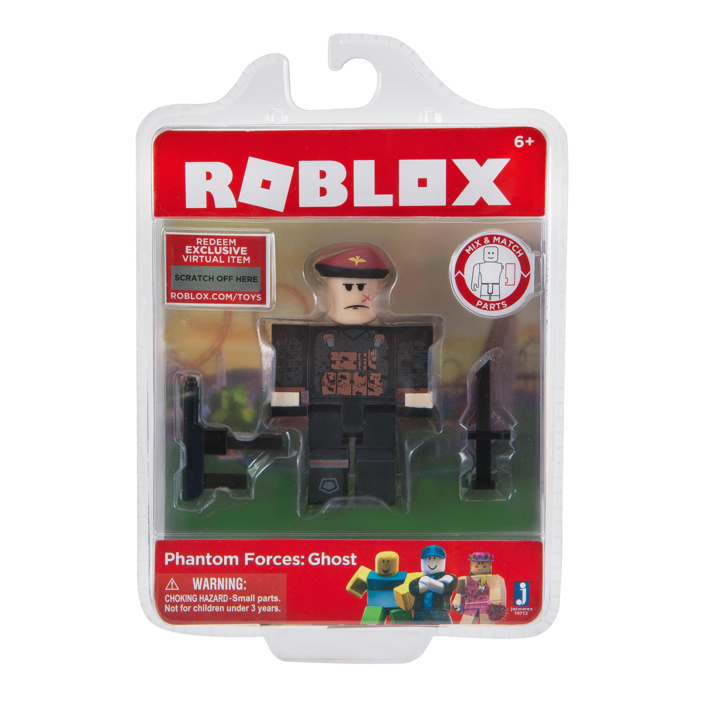 Roblox Phantom Forces Ghost Figure Pack Walmart Com Walmart Com