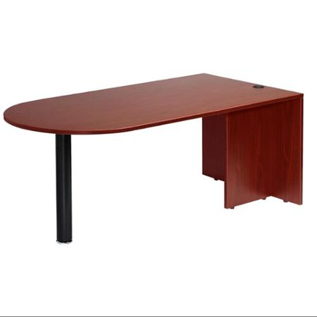 Boss Bullet Desk Mahogany picture