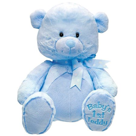 My First Lullaby Blue Teddy 10