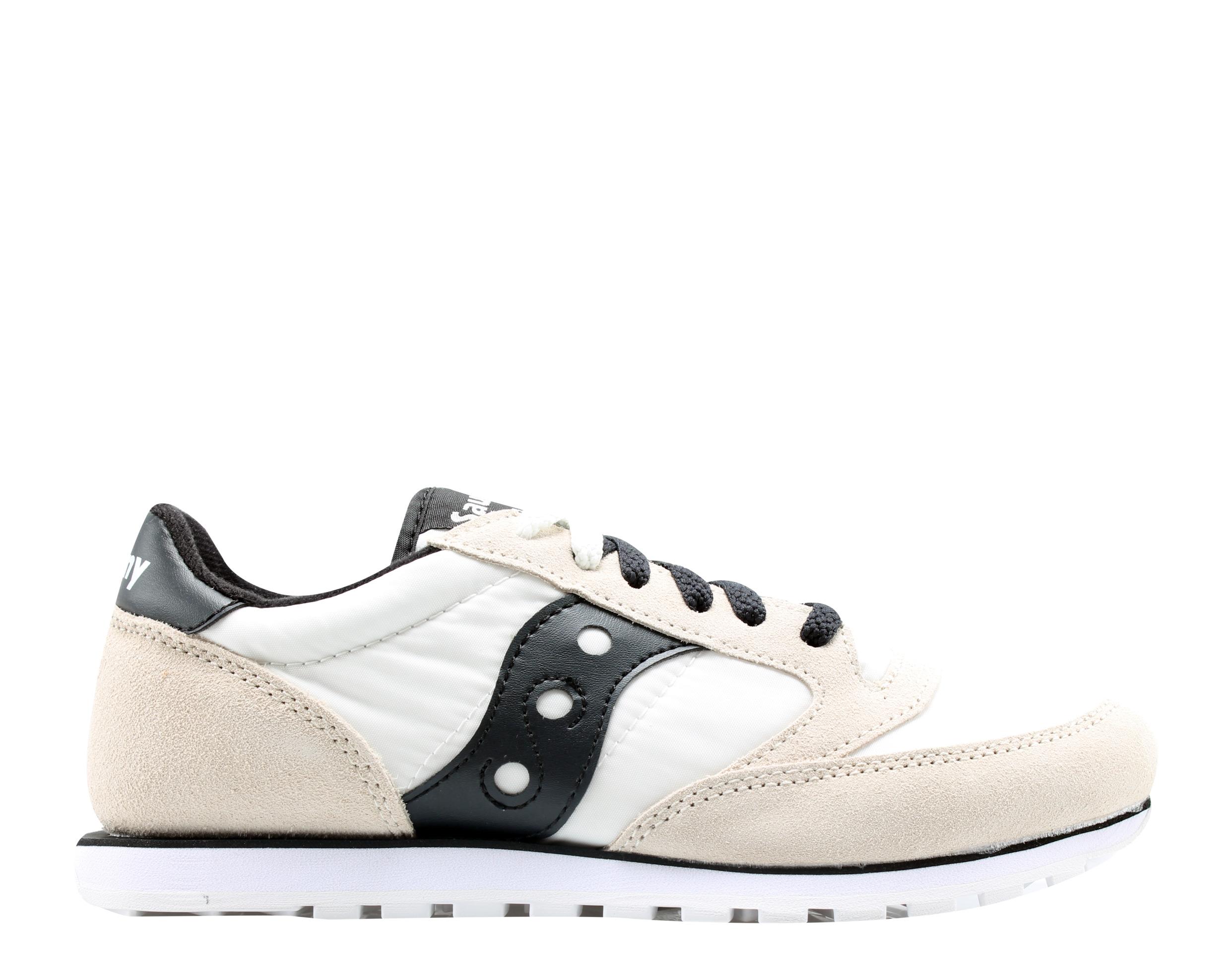 Saucony Jazz Low Pro White/Black Men's Running Shoes 2866-238