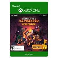 Minecraft Dungeons: Hero Edition,Microsoft, Xbox [Digital Download]