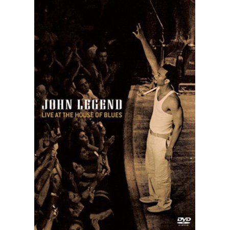 John Legend: Live at the House of Blues (DVD)
