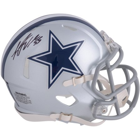 Leighton Vander Esch Dallas Cowboys Autographed Riddell Speed Mini Helmet - Fanatics Authentic Certified (Dallas Cowboys Cheerleaders Uniform For Sale)