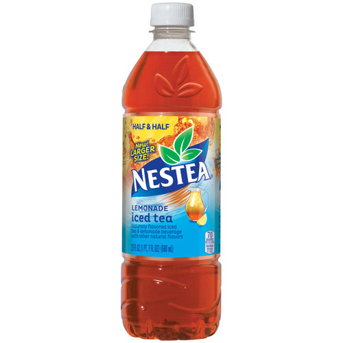 Nestea Half & Half Lemonade Iced Tea, 23 fl oz