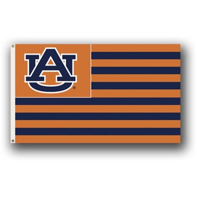 Bsi Products 95845 3 Ft.  X 5 Ft.  Flag W/Grommets - Auburn Tigers