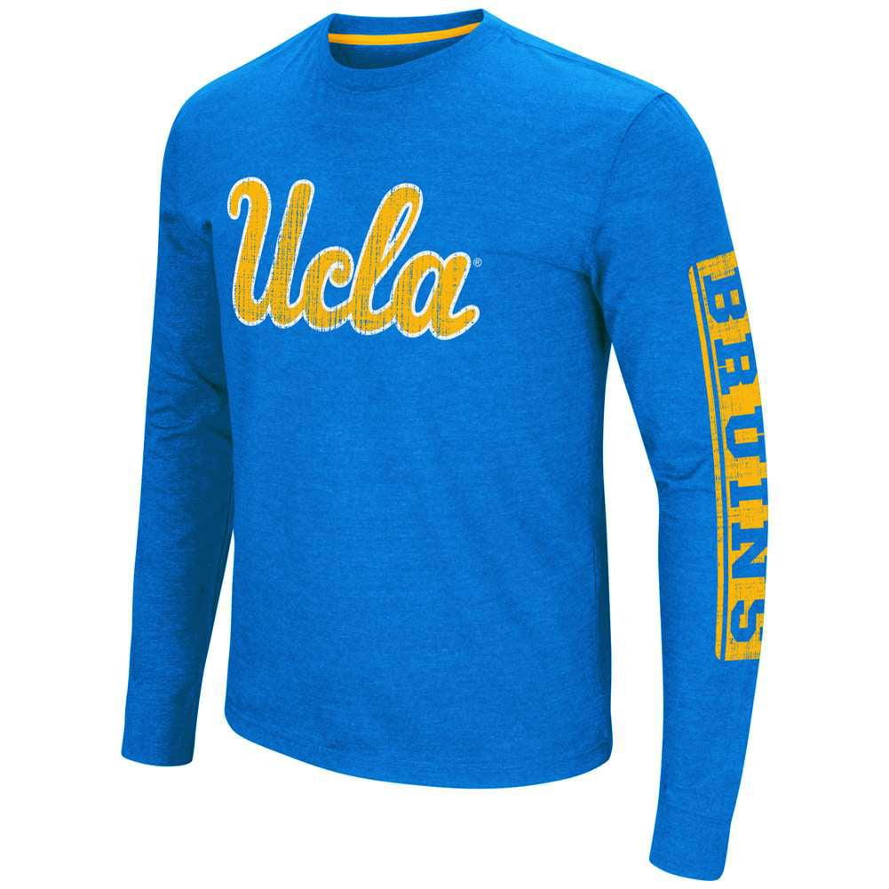 UCLA Bruins Colosseum Sky Box L/S T-Shirt - Logo