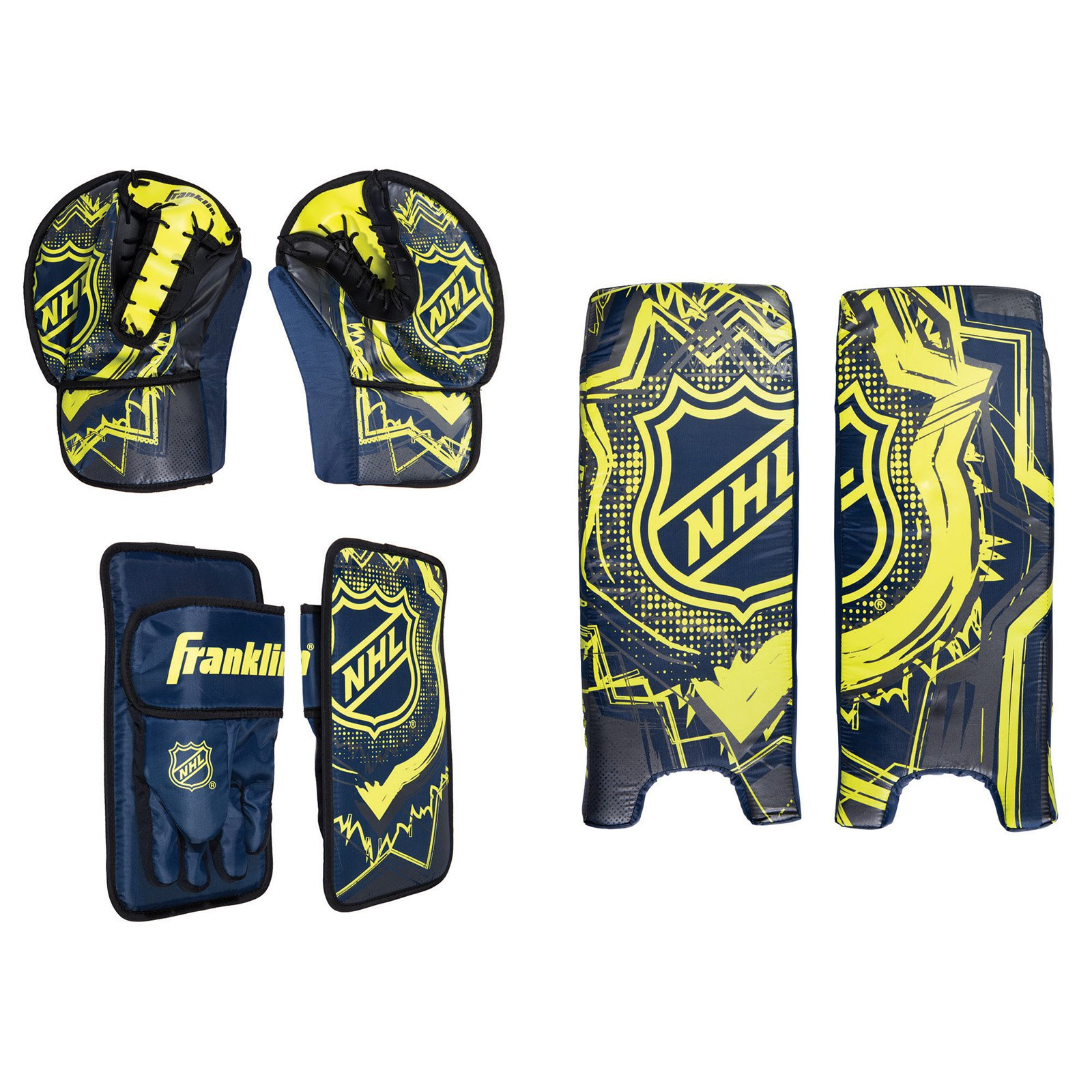 NHL SX Goalie Equipment Set by Franklin Sports Inc
