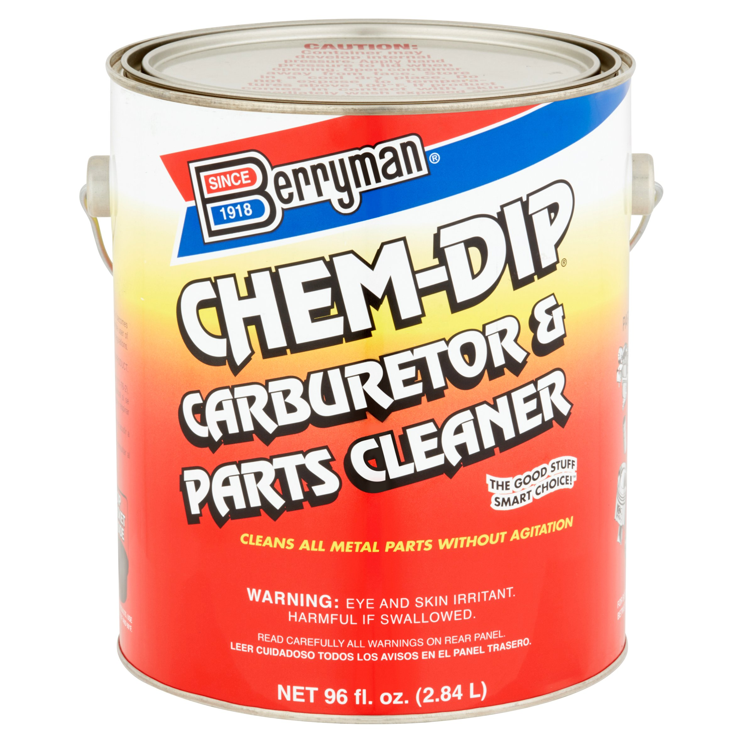 how to use carburetor cleaner on car