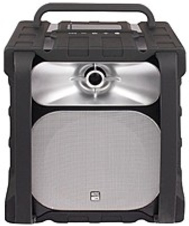 Refurbished Altec Lansing IMT802-ASG Sonic Boom Wireless Bluetooth Speaker Black, Gray by Altec Lancing