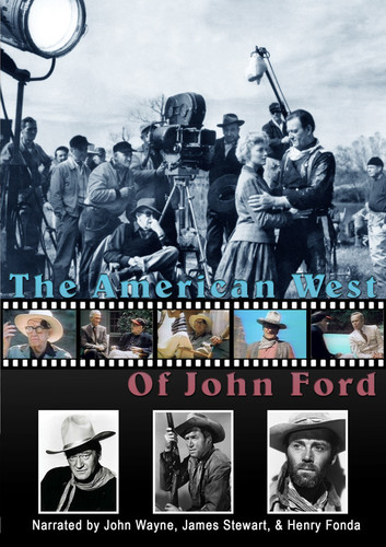 American West of John Ford by NOSTALGIA FAMILY