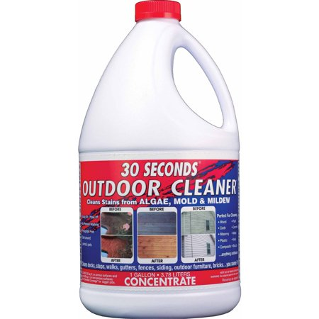 30 Seconds Concentrated Outdoor Cleaner  1 Gal
