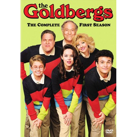 The Goldbergs: The Complete First Season (DVD) (The Goldbergs Halloween Episode)
