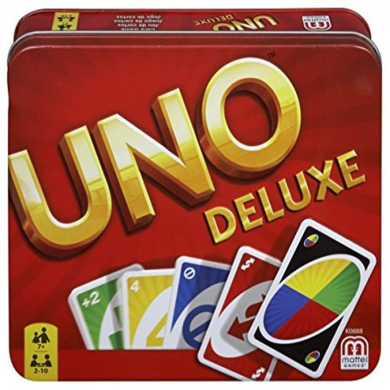 Mattel Uno Deluxe by