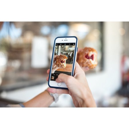 LAMINATED POSTER Phone Electronic Mobile Camera Photography Food Poster Print 11 x