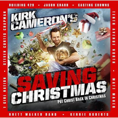 Kirk Cameron's Saving Christmas: Put Christ Back In Christmas