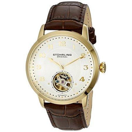 Men's 781.03 Legacy Analog Display Automatic Self Wind Brown Watch