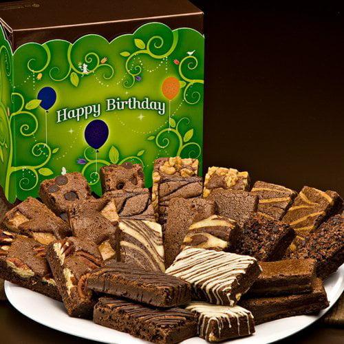 Fairytale Brownies Birthday Sprite 24 Brownie Gift Box