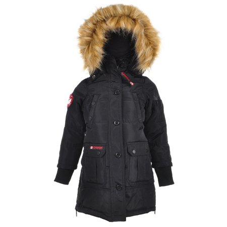 Canada Weather Gear Little Girls