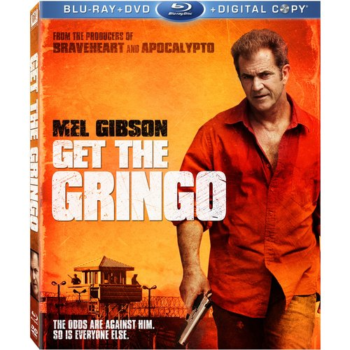 Get The Gringo (Blu-ray   DVD) (Widescreen)