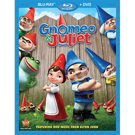 Gnomeo and Juliet (Blu-ray) (Gnomeo And Juliet Ii)