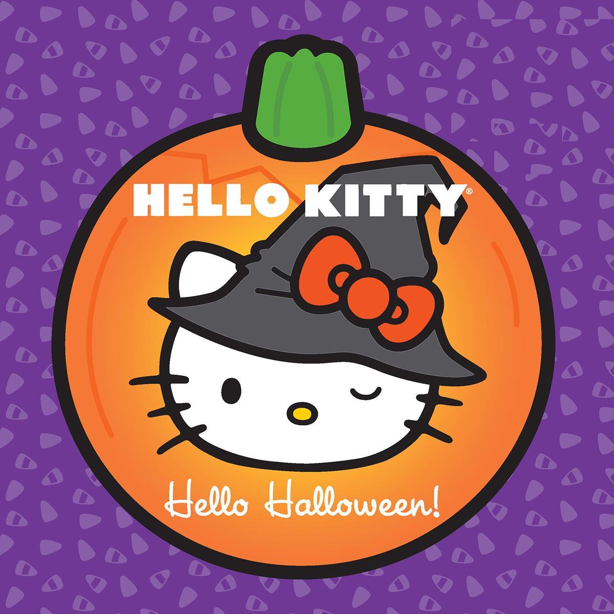 Hello Kitty, Hello Halloween! - eBook