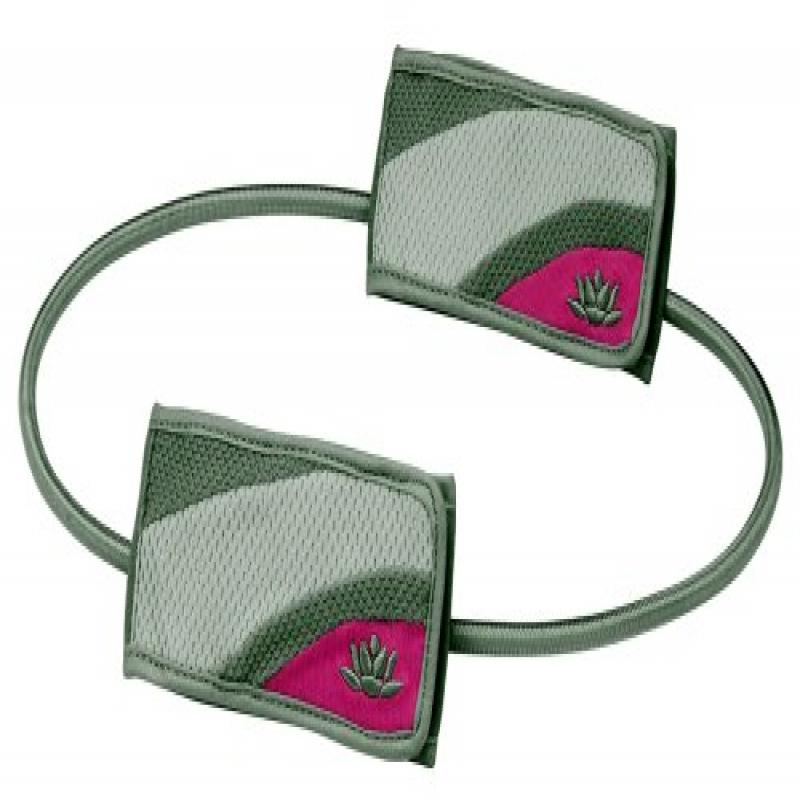 Savasa for Women Medium Circle Resistance Band with SPT Workout DVD by Bell Sports Inc