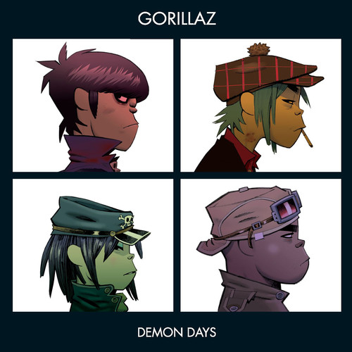 Gorillaz - Demon Days (CD)