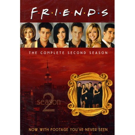 Friends  The Complete Second Season