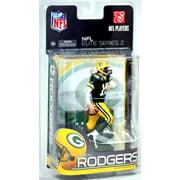 McFarlane NFL Sports Picks Elite 2011 Series 2 Aaron Rodgers Action Figure