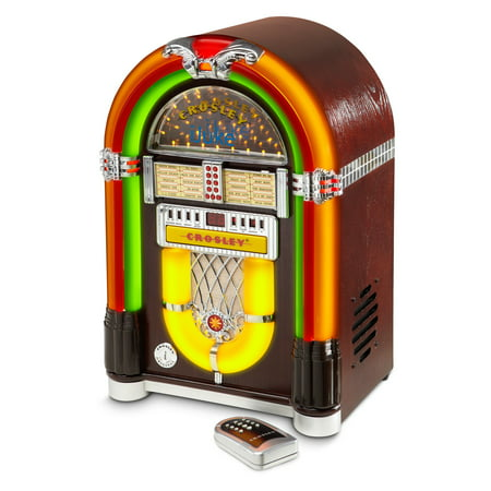 - BLUETOOTH TABLETOP JUKEBOX