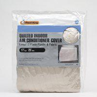 COVER AC INDR QUILTED 20X28IN