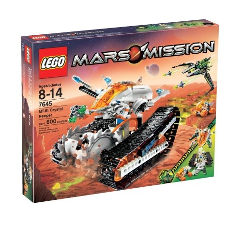 Lego Mars Mission MT-61 Crystal Reaper