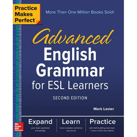 Practice Makes Perfect: Advanced English Grammar for ESL Learners, Second Edition - Halloween For Esl Students