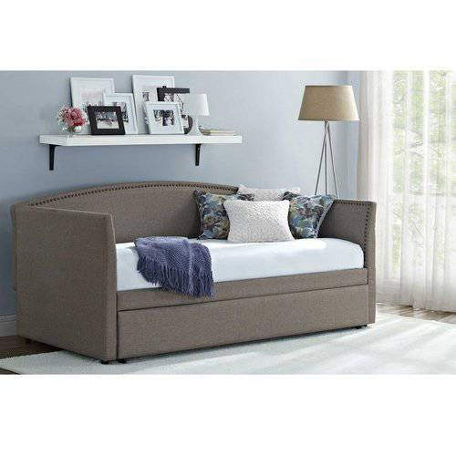 better homes and gardens grayson linen daybed and trundle