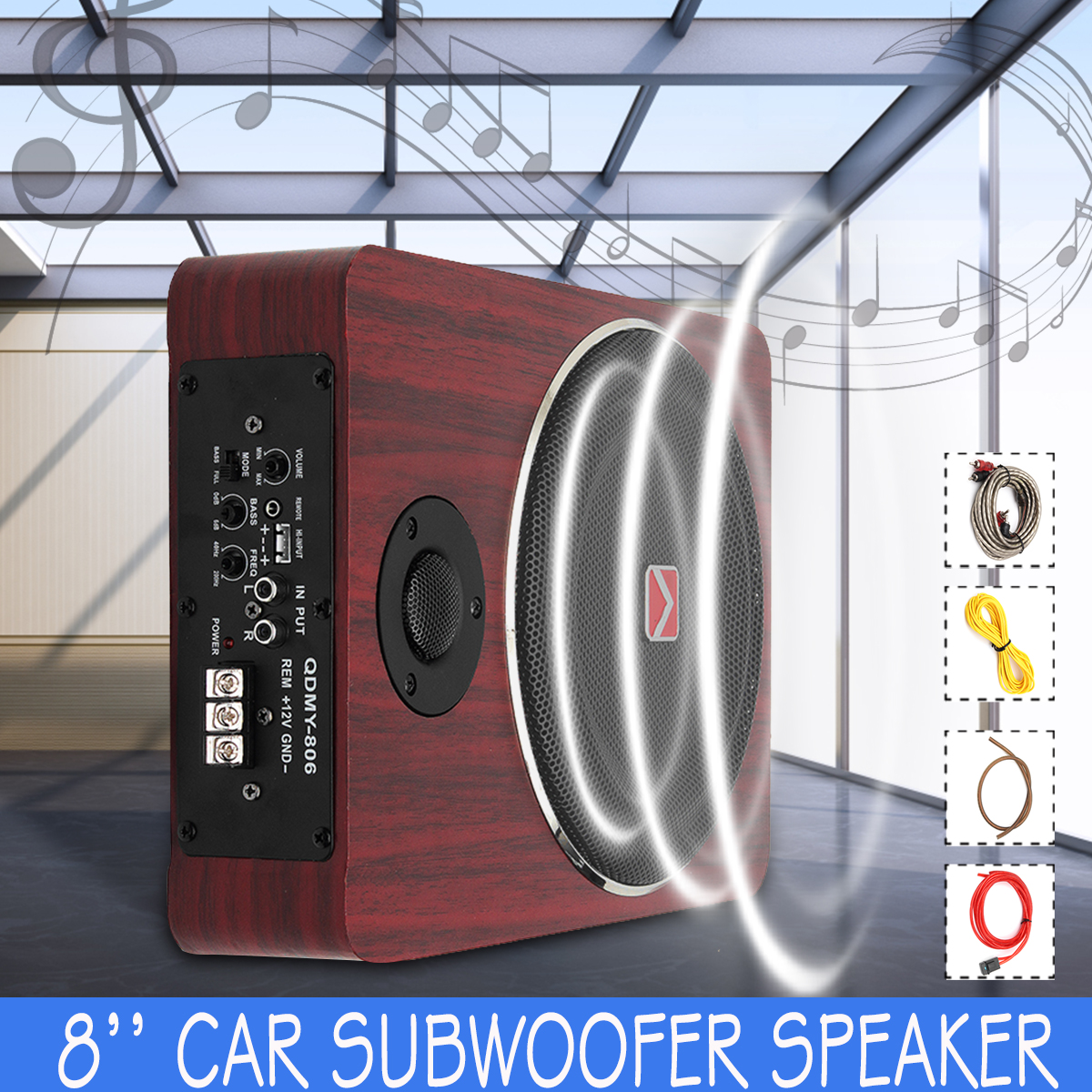 Car Speakers And Subwoofers