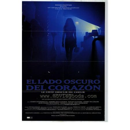 El Lado Oscuro Del Corazon POSTER Movie (27x40)