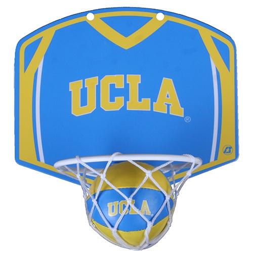 Ucla Bruins Mini Basketball And Hoop Set