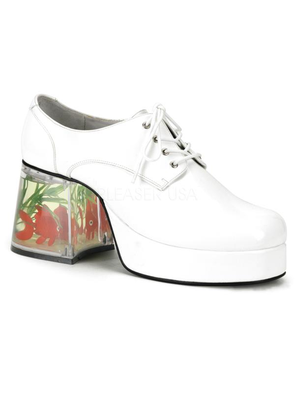 PIMP02/W Funtasma Men's Shoes WHITE Size: S