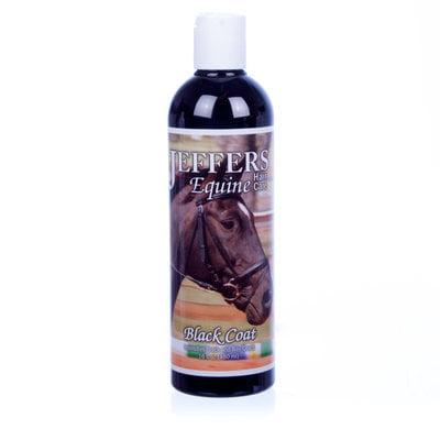 Jeffers Black Coat Shampoo - Black Coat Shampoo, 16 oz Black Coat Shampoo