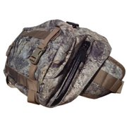 Eberlestock MultiPack Accessory Pouch, full-sized binoculars fit, Hide Open Timber Veil A2MPHT