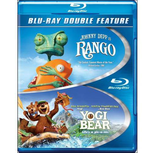 Rango / Yogi Bear (Blu-ray) (Widescreen)
