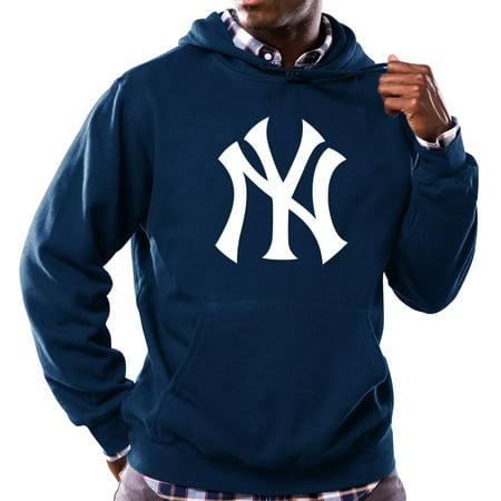 "New York Yankees Majestic MLB ""Scoring Position"" Mens Hooded Sweatshirt by"