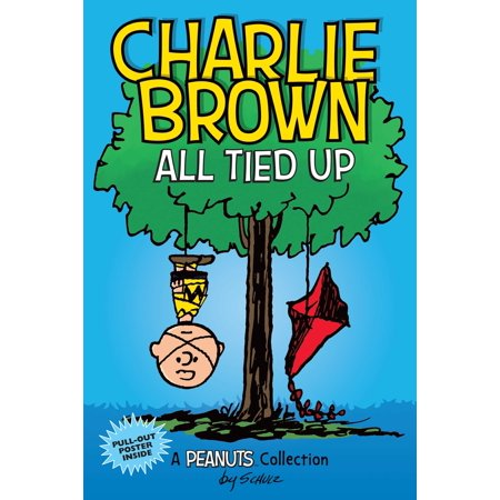 Charlie Brown Halloween F (Charlie Brown: All Tied Up (PEANUTS AMP Series Book 13) : A PEANUTS)