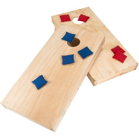 Plastic Cornhole Boards (Do-It-Yourself Regulation Size Cornhole Boards and)