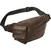 Leather Waist Pouch w/ Cellphone Holder