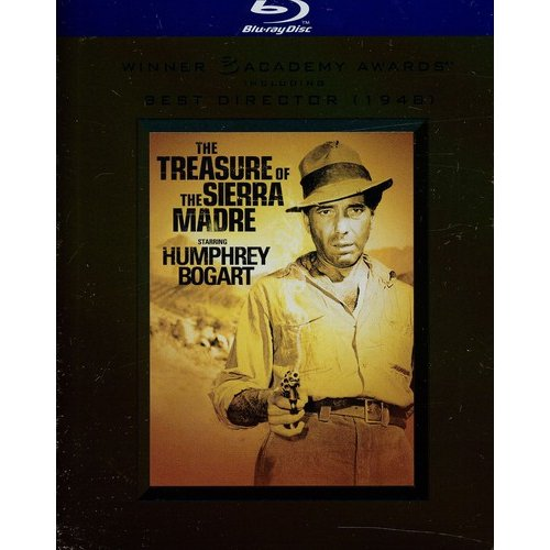 The Treasure Of The Sierra Madre (Blu-ray) (Full Frame)