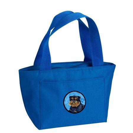 Blue Brussels Griffon Lunch Bag or Doggie Bag LH9388BU