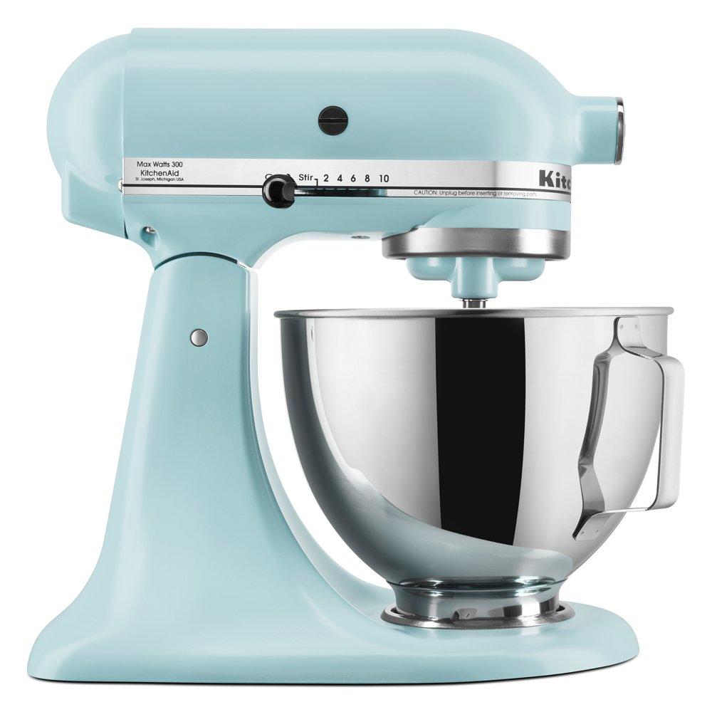 KitchenAid® Deluxe 4.5 Quart Tilt-Head Stand Mixer - KSM97MI