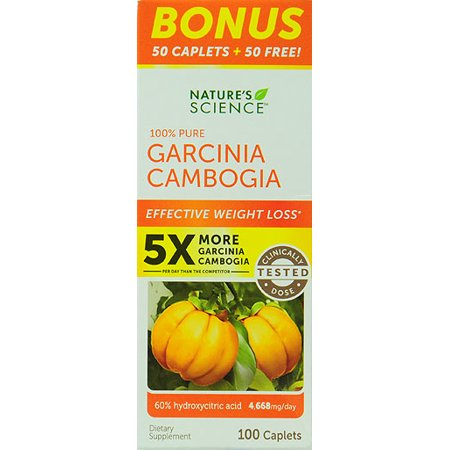 Nature S Science Garcinia Cambogia Dosage